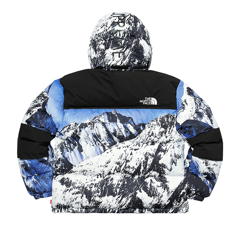 Fall:Winter 2017 Release - Mountain Baltoro Jacket back