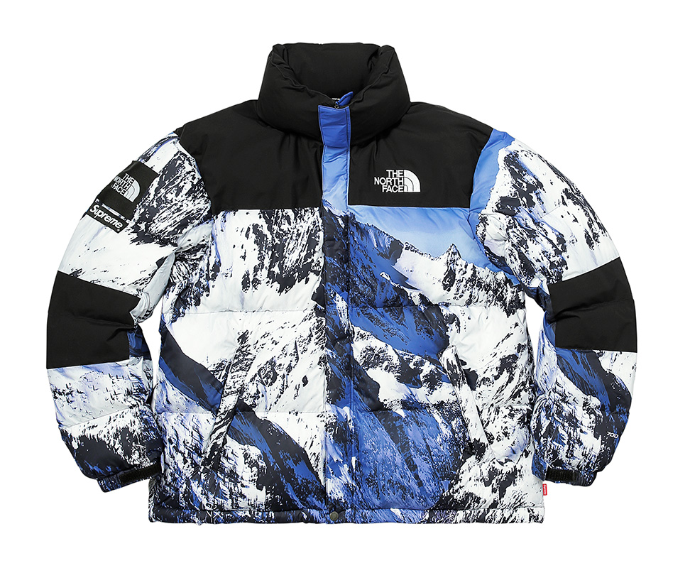 Fall:Winter 2017 Release - Mountain Baltoro Jacket no hood