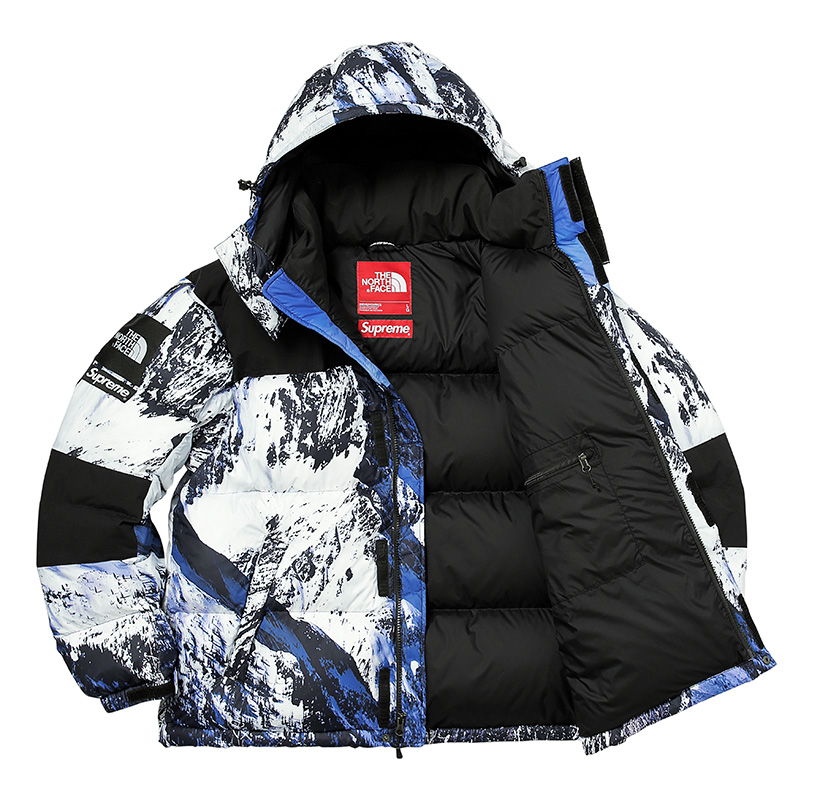 Fall:Winter 2017 Release - Mountain Baltoro Jacket open