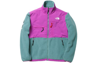 Purple Denali Fleece