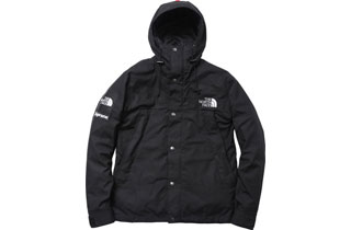 Black Waxed Mountain Jacket