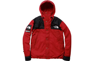 Red Waxed Mountain Jacket