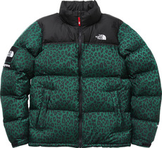 Green leopard Nupste