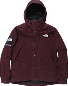 Burgundy Corduroy Mountain Jacket
