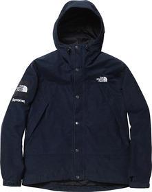Navy Corduroy Mountain Jacket