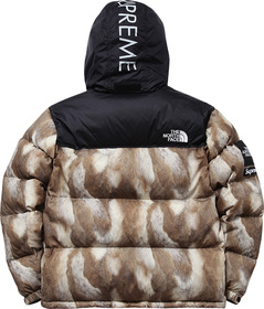 Fur Nupste Jacket Back