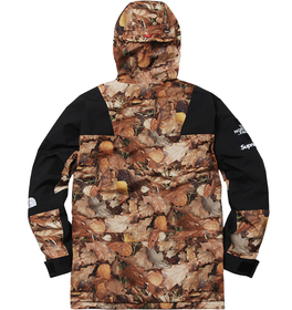 Leaves Mountain Light Jacket Back