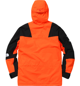 Orange Mountain Light Jacket Back