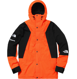 Orange Mountain Light Jacket