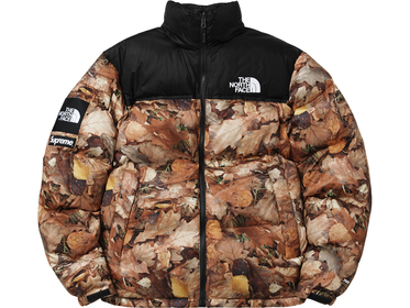 Leaves Nupste Jacket Front