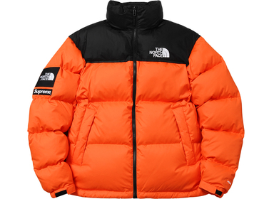 Orange Nupste Jacket Front