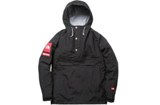Black Expedition Jacket