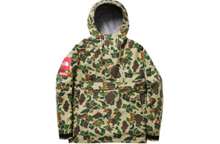Camo Expedition Jacket