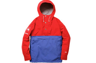 Red:Blue Expedition Jacket