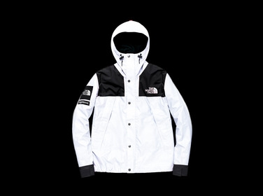 Black 3m Reflective Mountain Parka 2