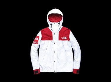 Red 3m Reflective Mountain Parka 2