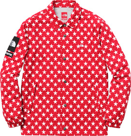 Red Stars Packable Coaches Jacket