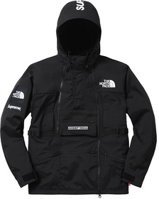 Black Steep Tech Jacket