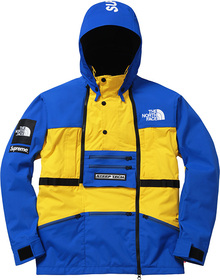 Blue Steep Tech Jacket