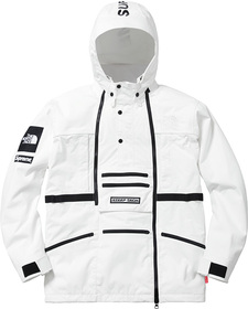 White Steep Tech Jacket