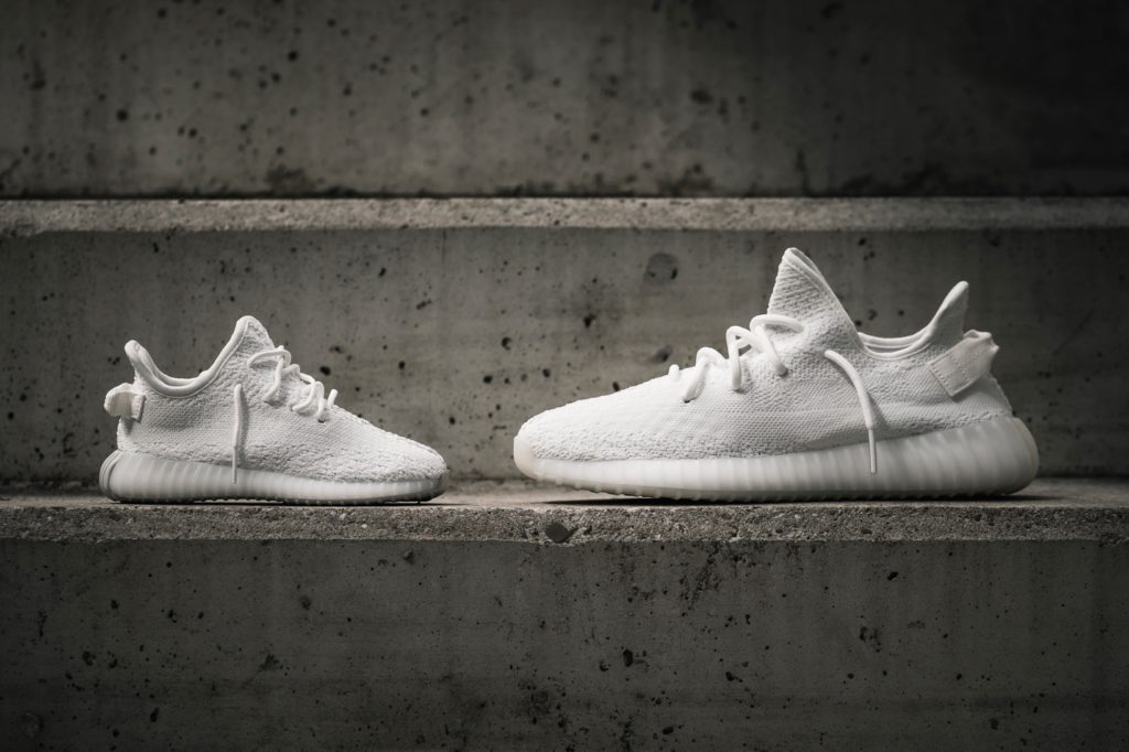 the latest 79f33 f2204 Adidas Yeezy Boost 350 V2 Cream White · News