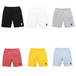Supreme Playboy Sweatshort 2016