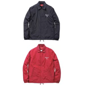 Supreme Playboy Coaches Jacket S/S11