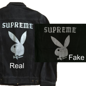 Supreme Playboy Denim Jacket Legit Check