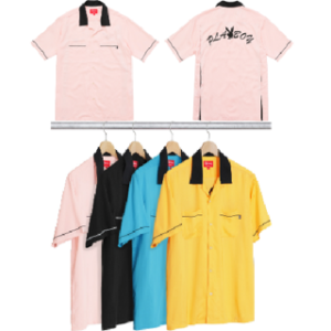 Supreme Playboy Bowling Shirt 2017