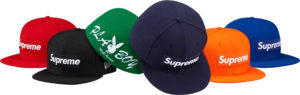 Supreme Playboy Box Logo New Era Hat 2017