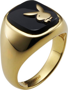 Supreme Playboy Gold Ring