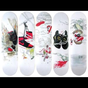 2003 - Supreme Dan Colen Supreme Skateboard Deck