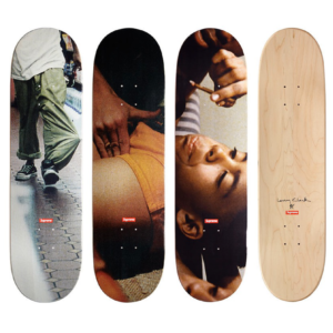2015 - Supreme Larry Clark Supreme Skateboard Deck
