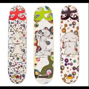 2007 - Supreme Takashi Murakami Supreme Skateboard Deck