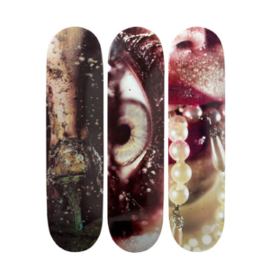 Supreme Marilyn Minter Supreme Skateboard Deck