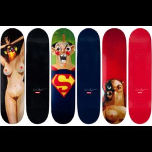 2010 - Supreme George Condo Supreme Skateboard Deck