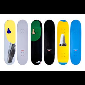 2010 - Supreme John Baldessari Supreme Skateboard Deck