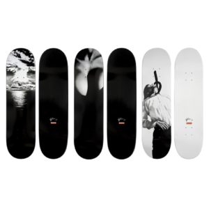 2010 - Supreme Robert Longo Supreme Skateboard Deck