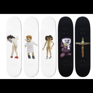 2012 - Supreme Chapman Brothers Supreme Skateboard Deck