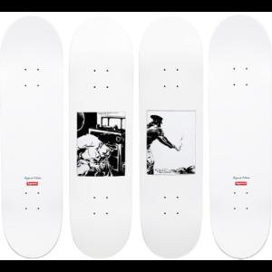 2014 - Supreme Raymon Pettibon Supreme Skateboard Deck
