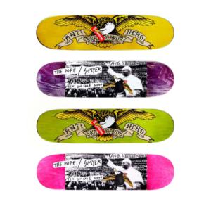 2016 - Supreme AntiHero Supreme Skateboard Deck