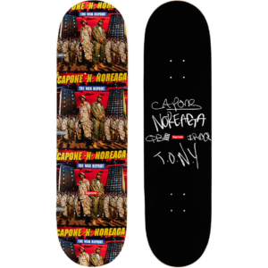 2016 - Supreme Capone-N-Noreaga The War Report Supreme Skateboard Deck