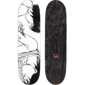 2017 - Supreme Akira Syringe Supreme Skateboard Deck