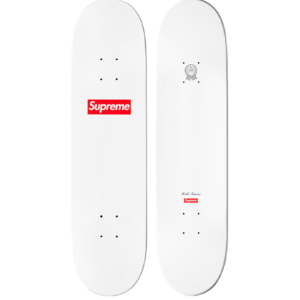 2014 - Supreme 20th Anniversary Box Logo Supreme Skateboard Deck