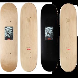 2014 - Supreme 20th Anniversary Taxi Driver Supreme Skateboard Deck