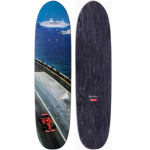 2014 - Supreme Grand Prix Cruiser Supreme Skateboard Deck