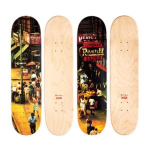 2010 - Supreme Street Scene Supreme Skateboard Deck