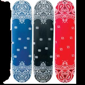 2001 - Supreme Paisley Supreme Skateboard Deck