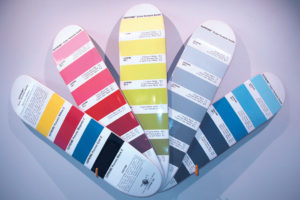 2000 - Supreme Ryan McGuiness Pantone Supreme Skateboard Deck