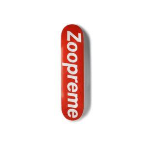 2006 - Supreme ZooYork Zoopreme Supreme Skateboard Deck